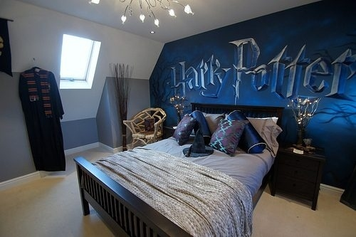 Chambre Harry Poter