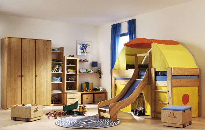 des lits d enfants uniques en son genre qui sortent totalement du commun. Black Bedroom Furniture Sets. Home Design Ideas