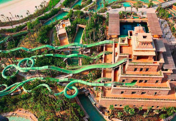 Master Blaster Water Coasters