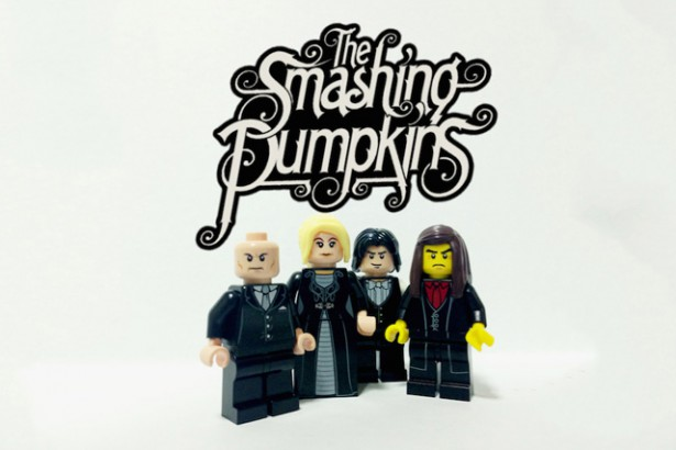 The smashing Pupmkins