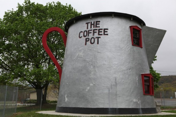 The Coffe Pot
